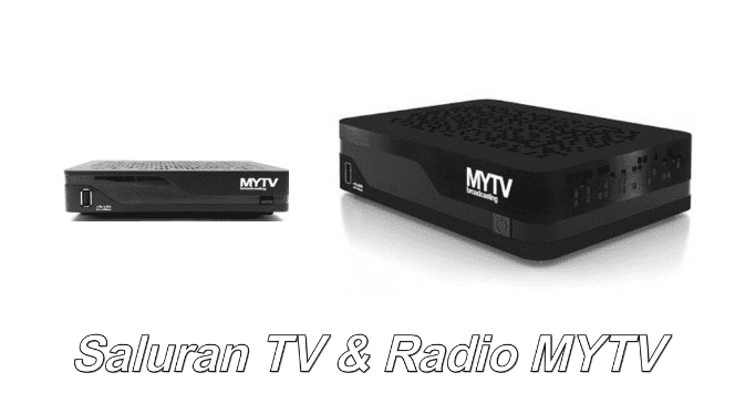 Saluran TV Radio MyTV