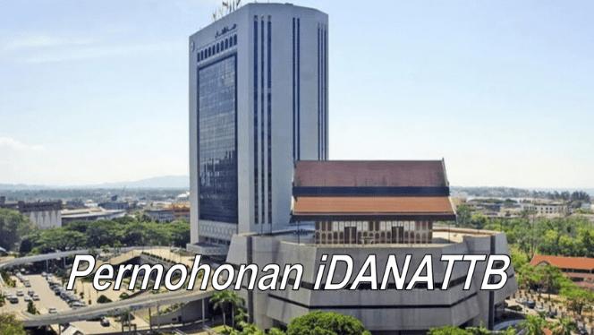 Permohonan bantuan duit raya Aidilfitri 2020 Terengganu iDANATTB